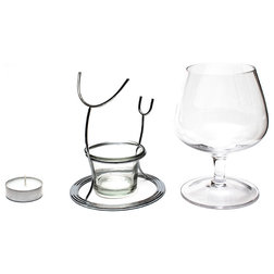 Contemporary Liquor Glasses by The Bar Experts