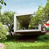 Houzzbesuch: Moderner Bungalow aus Massivholz in der Eifel