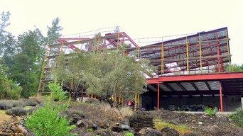 Napa Valley Custom Residence + Private Vineyard