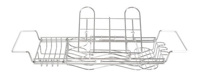 Kiel Extendable Stainless Steel Bath Caddy