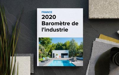 2020 Baromètre de l'industrie Houzz France