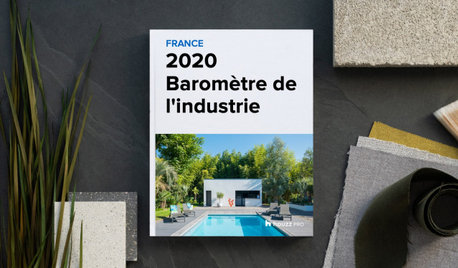 2020 Baromètre de l'industrie Houzz France