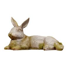 Field Rabbit Garden Statue