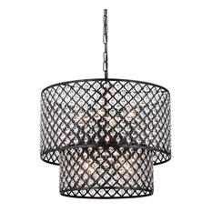 Aenna 8-Light Drum Chandelier
