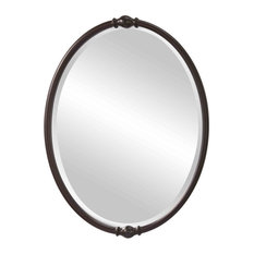 Good Feiss   Monte Carlo   Feiss MR1119ORB Jackie Oil Rubbed Bronze Mirror    Wall Mirrors