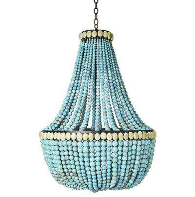 Eclectic Chandeliers by Marjorie Skouras Design