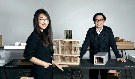 Neri & Hu: Arkitektparet som tar världen med storm