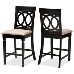 Traditional Bar Stools And Counter Stools by Baxton Studio