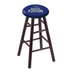 Maple Bar Stool Dark Cherry Finish With North Florida Seat 30-inch