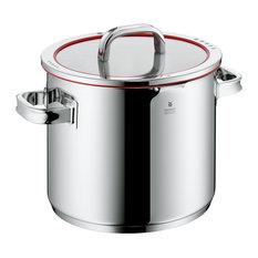 WMF Function 4 Stainless Steel 9 Quart Pasta Stock Pot