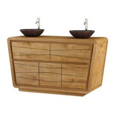 Seribu Bathroom Vanity Unit, 140 cm