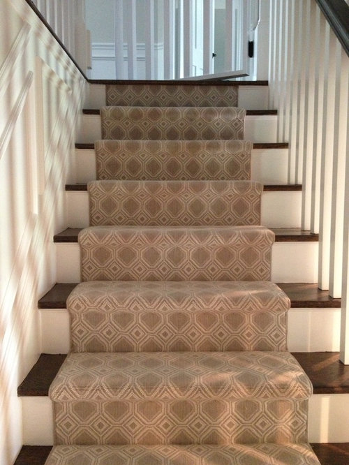 Geometric Stair Runners   Products
