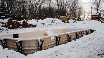 Fiberglass Pool Builder in New York