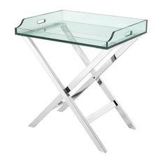 Eichholtz Derby Glass Butler Tray
