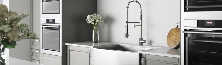 Highest rated kitchen sinks and faucets
