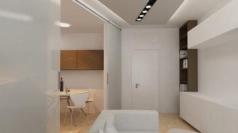Render appartamento CC