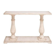 Brimfield U0026 May   Wood Console Table   Console Tables
