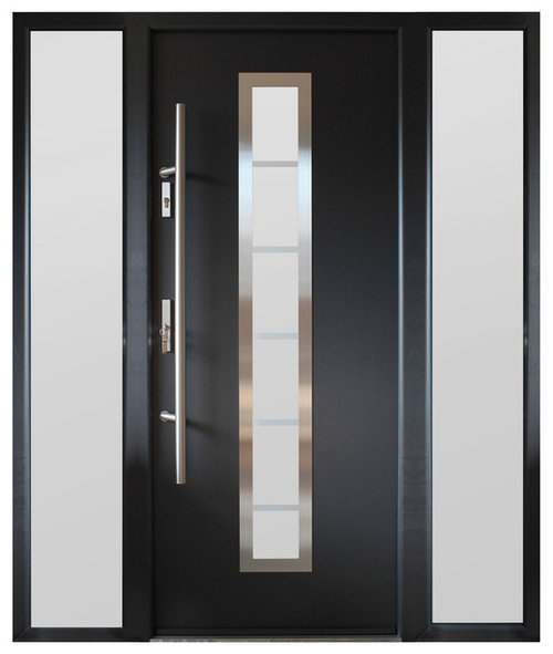 Are The Doors Hurricane Proof Is The Glass Impact Glass