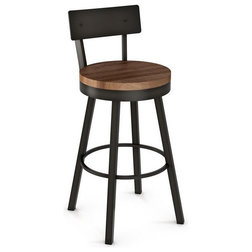 industrial bar stools and counter stools by artefac sale