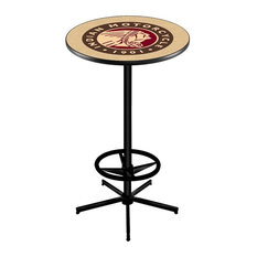Indian Motorcycle Pub Table 28-inch by Holland Bar Stool Company