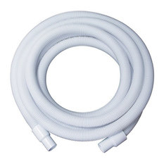 Swimming Pool Filter LDPE Backwash Hose, 75'x1.25""