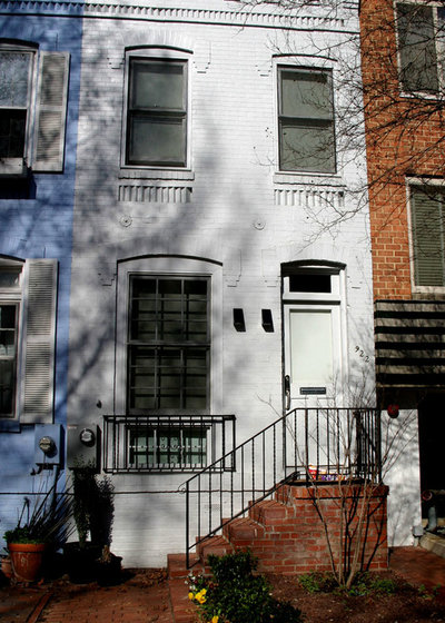 Design Lessons From a 10-Foot-Wide Row House