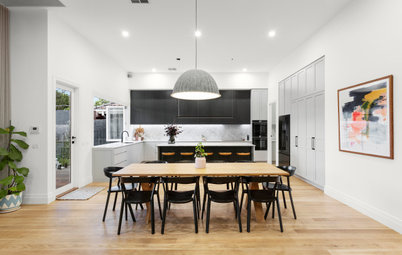 Room of the Week: An Open Area & Pretty Details Made This Kitchen