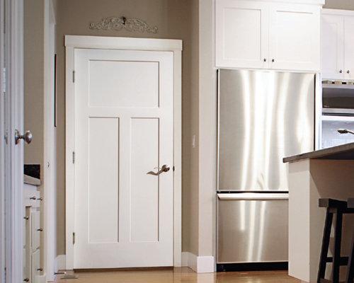 Craftsman Look For Interior Doors   Interior Doors