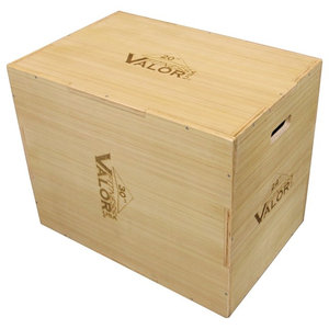 Rep in wood plyo boxes