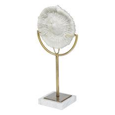 Sandy Decorative Object - White, Large