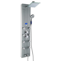 Contemporary Shower Panels And Columns by AKDY Home Improvement