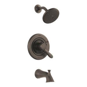 Venetian Bronze Delta T17038-RB Lahara Monitor 17 Series Valve Trim Only