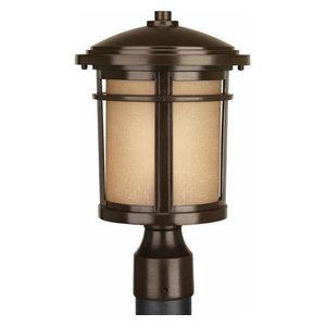 Progress Lighting P6424-LED Wish 1 Light LED Outdoor Post Light
