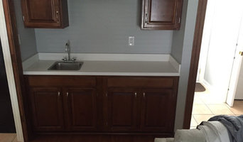 Wetbar Remodel - Granite, Wetbar Sink, Backsplash, Faucet