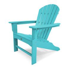 Trex Outdoor Furniture Yacht Club Shellback Adirondack Chair, Aruba