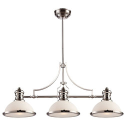 Traditional Kitchen Island Lighting by VirVentures