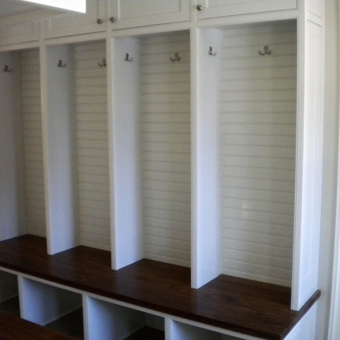San Marino Mudroom