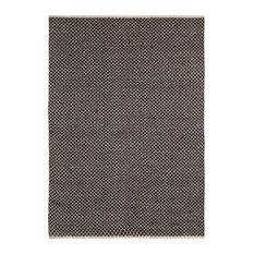 Jute Squares Flat Weave Rug, 10'x14'