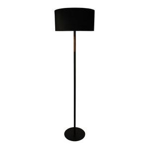 Haag Floor Lamp, Black
