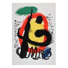 Joan Miro, Peintures Murales, 1961, Artwork