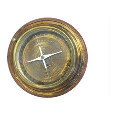 Antique Brass- Directional Desktop Compass 6