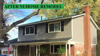 Top to bottom renovation in Fairfax, VA