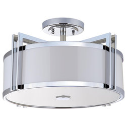Contemporary Flush-mount Ceiling Lighting by Safavieh