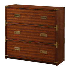 Wellington 3-Drawer Cabinet by Office Star Products