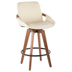 Midcentury Bar Stools And Counter Stools by VirVentures