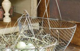 Wire Gathering Baskets