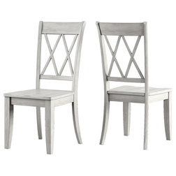 Farmhouse Dining Chairs by Inspire Q