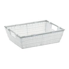 Basket Noblesse White