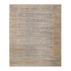 Safavieh Bella Woven Rug, Gray and Gold, 8'x10'
