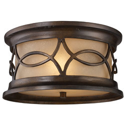 Transitional Outdoor Flush-mount Ceiling Lighting by Beautiful Things Lighting